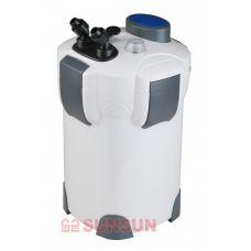 Фильтр для аквариума внешний канистровый Sun-Sun HW-303B UV 1400л/ч