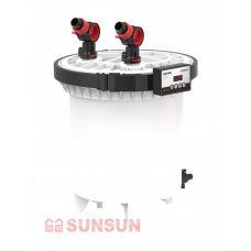 Фильтр для аквариума внешний канистровый Sun-Sun HW-5000 UV 5000л/ч