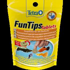 Корм Tetra FunTips 20 таб. для всех видов рыб (приклеивающиеся таблетки) 709112