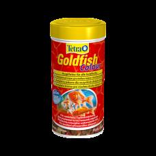 Корм Tetra Pond Goldfish Colour Pellets высококачественный корм для любых видов золотых рыбок 1л 203402