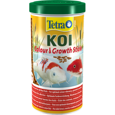 Корм Tetra Pond Koi Colour&Growth Sticks корм для здорового роста и интенсивности окраса 4л 170247