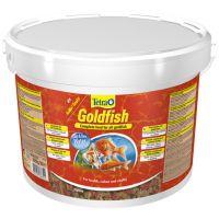 Корм Tetra Goldfish для золотых рыб в хлопьях 10л 766341