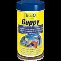 Корм Tetra Guppy сбалансированный корм для всех видов гуппи  (хлопья) 12г 193741