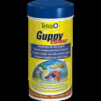 Корм Tetra Guppy Colour сбалансированный корм для всех видов гуппи  (хлопья) 100г 197275