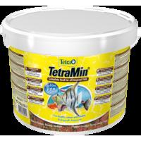 Корм Tetra MIN для всех видов рыб в хлопьях 10л 769939