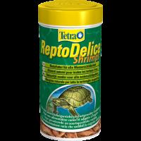Корм Tetra Fauna ReptoDelica Shrimps креветки для всех видов черепах 250мл 169241