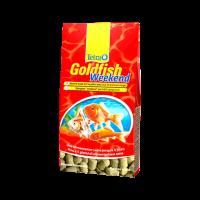 Корм Tetra Goldfish Weekend на время отпуска и выходных для золотых рыб (палочки) 10шт 763852