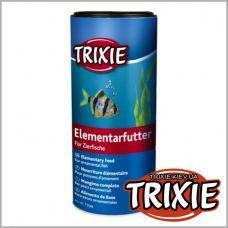 Корм для всех видов рыб в хлопьях Trixie Elementary feed 250 мл 7308