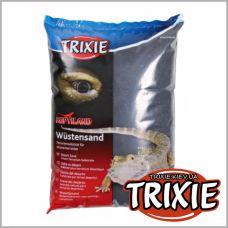 Грунт для террариума пустынный песок (черный) Trixie 5кг 76130