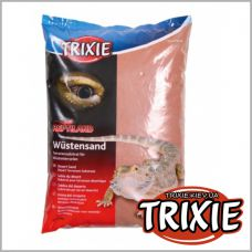 Грунт для террариума пустынный песок (красный) Trixie 5кг 76132