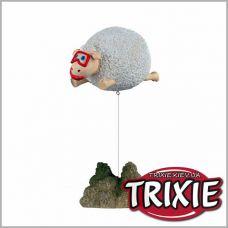 Декорация для аквариума Овца с маской 10см TRIXIE 88218