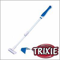 Скребок для чистки аквариума телескопический НАБОР Trixie 89234