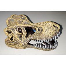 Декорация для аквариума Череп тираннозавра 14см, Amtra 8011755